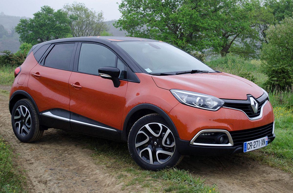 Renault Kaptur I 2016 - now SUV 5 door #8