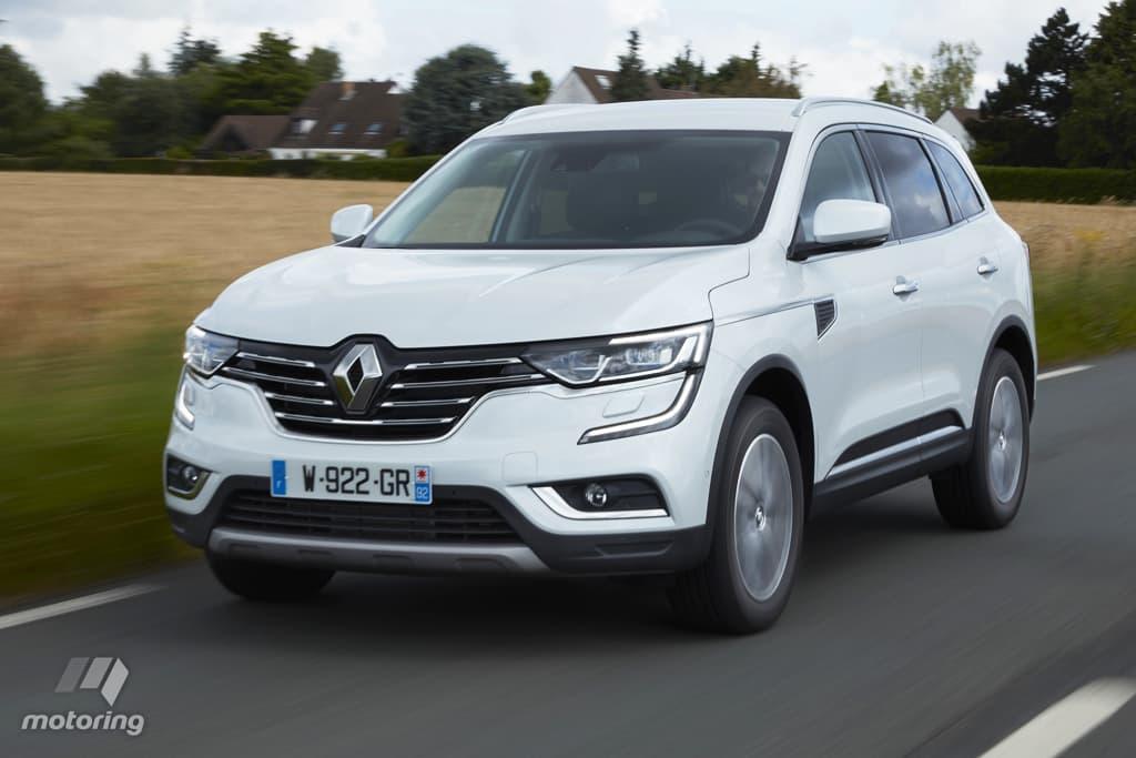 Renault Koleos II 2016 - now SUV 5 door #3