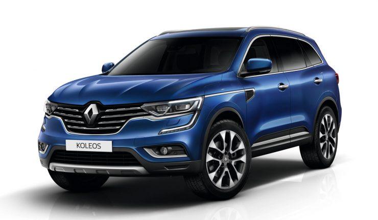 Renault Koleos II 2016 - now SUV 5 door #4