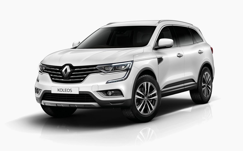 Renault Koleos II 2016 - now SUV 5 door #1