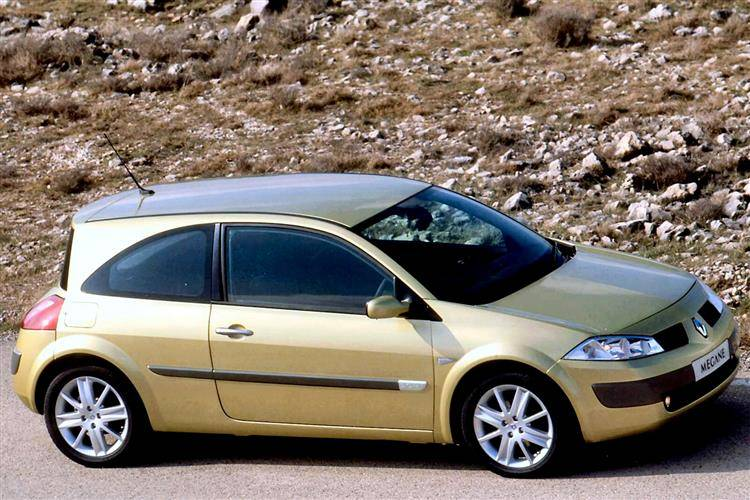 Renault Megane RS II Restyling 2006 - 2009 Hatchback 5 door #1