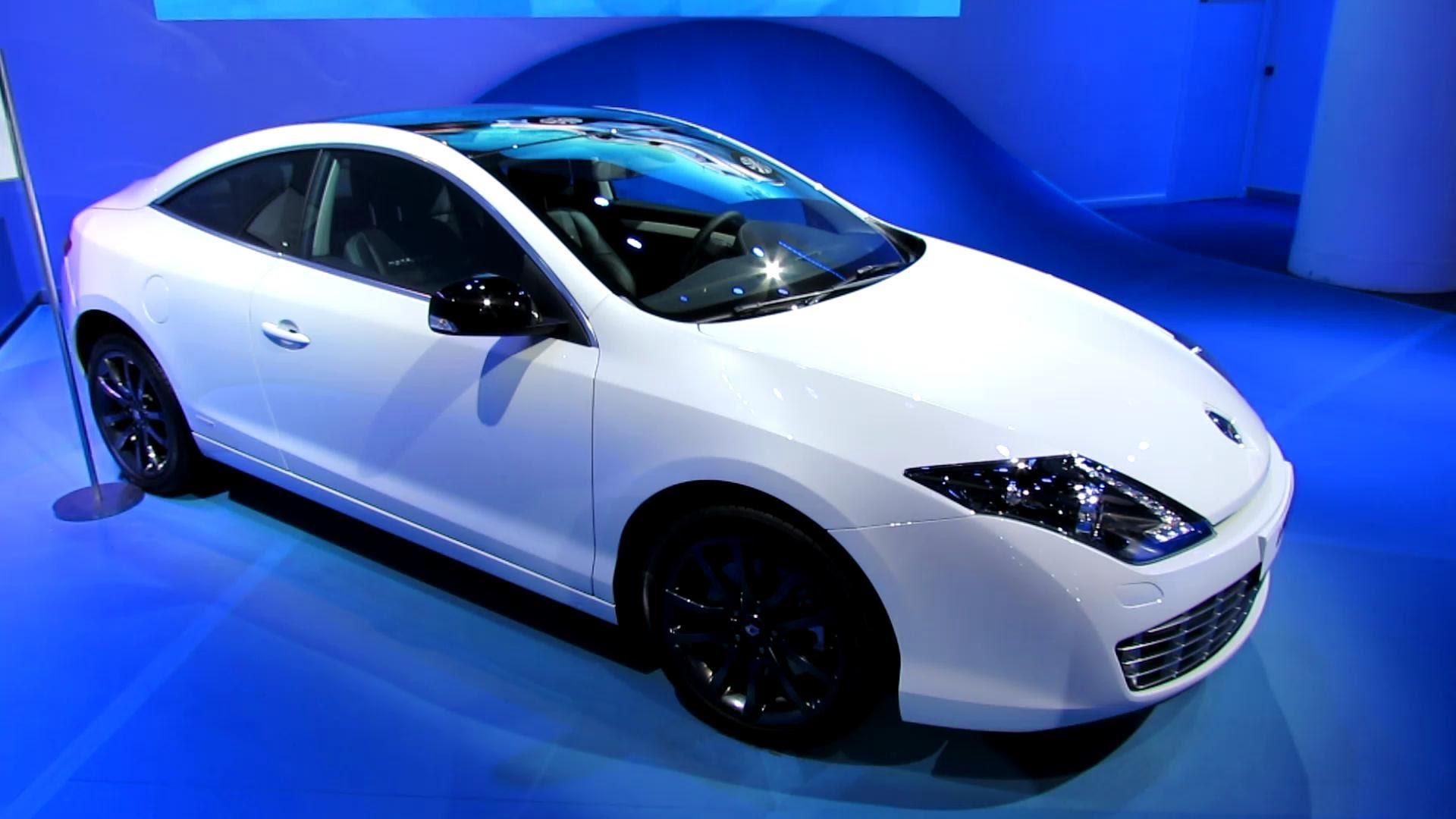 Renault Laguna III 2007 - 2012 Coupe #4