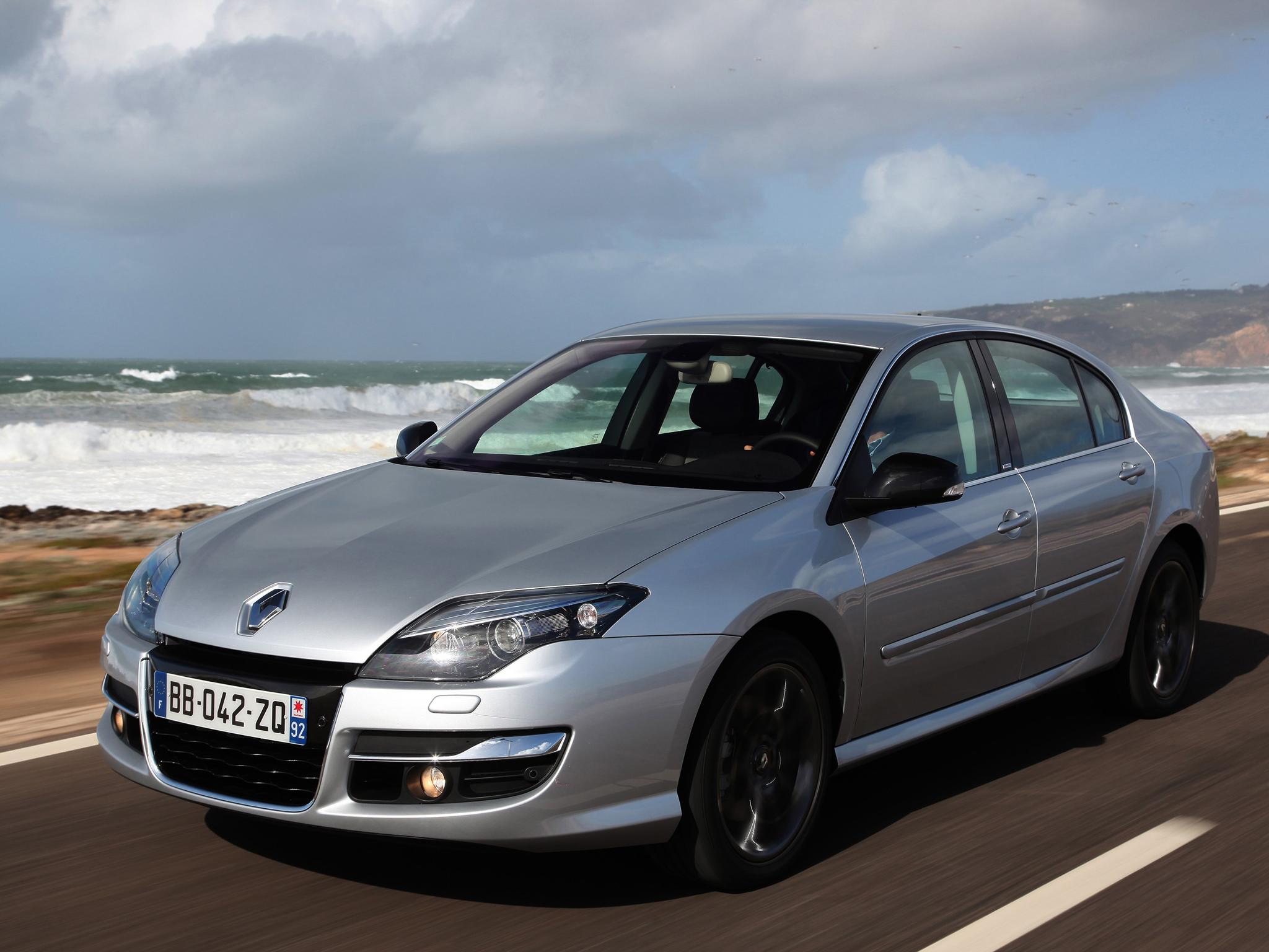 Renault Laguna III 2007 - 2012 Liftback #4