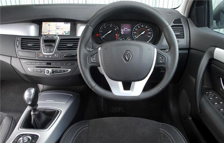 Renault Laguna III 2007 - 2012 Liftback #7