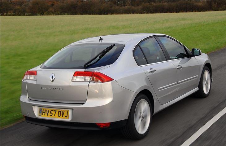 Renault Laguna III 2007 - 2012 Liftback #2