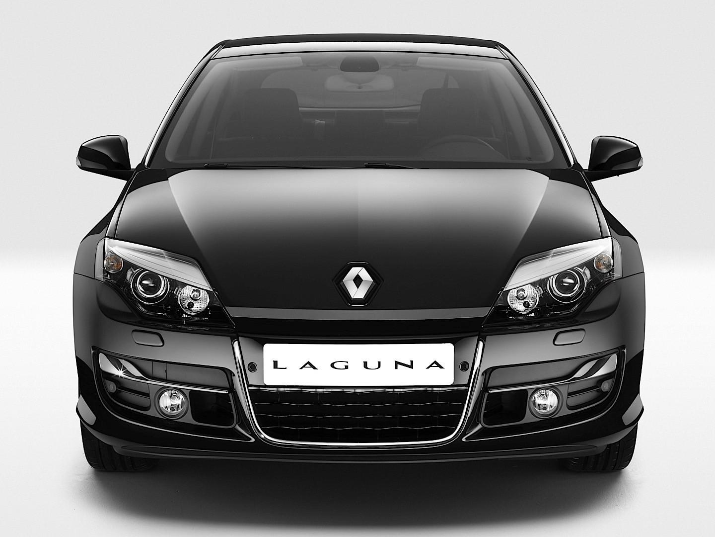 Renault Laguna III Restyling 2010 - 2015 Liftback #4