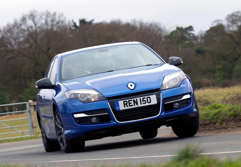Renault Laguna III Restyling 2010 - 2015 Liftback #2