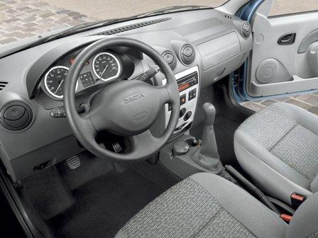 Renault Logan I 2004 - 2009 Sedan #7