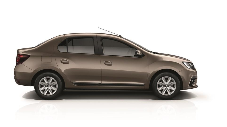 Renault Logan I Restyling 2009 - 2015 Sedan #4
