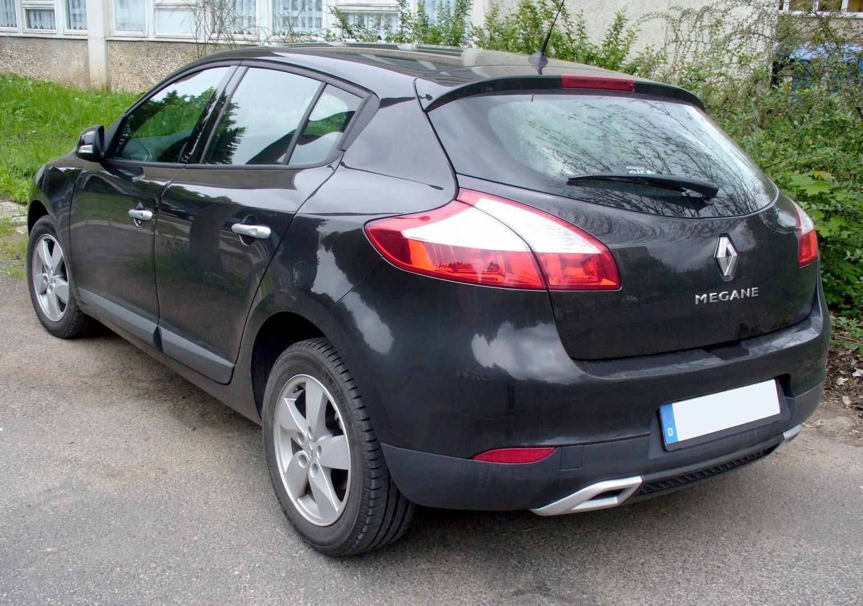 Renault Megane Iii 2008