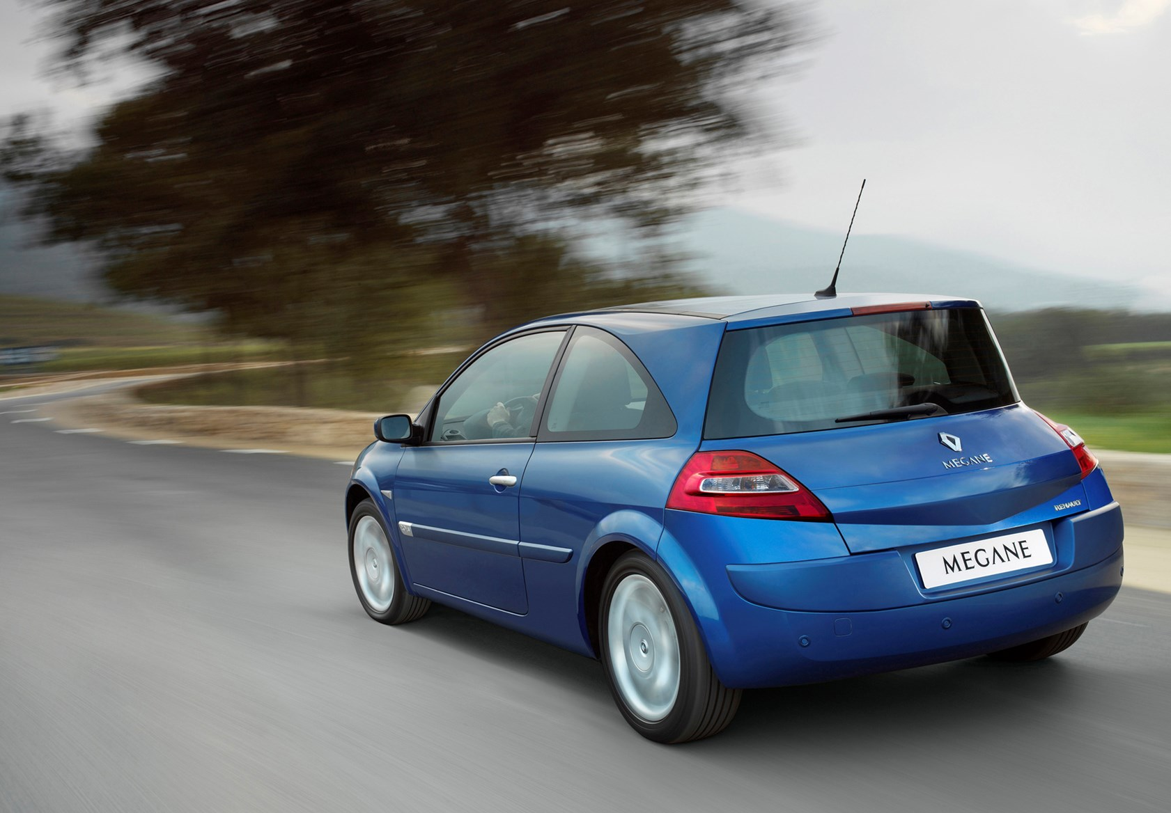 Renault Megane RS II Restyling 2006 - 2009 Hatchback 3 door #4