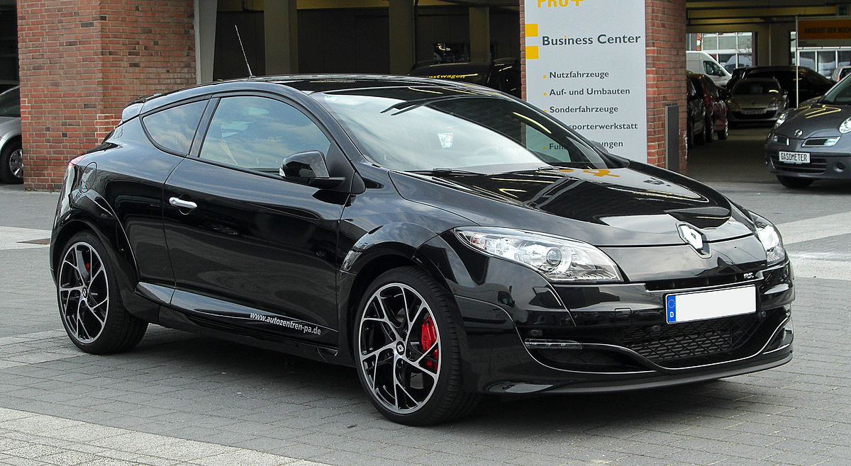 Renault Megane Rs Iii 2009 2013 Hatchback 3 Door Outstanding Cars