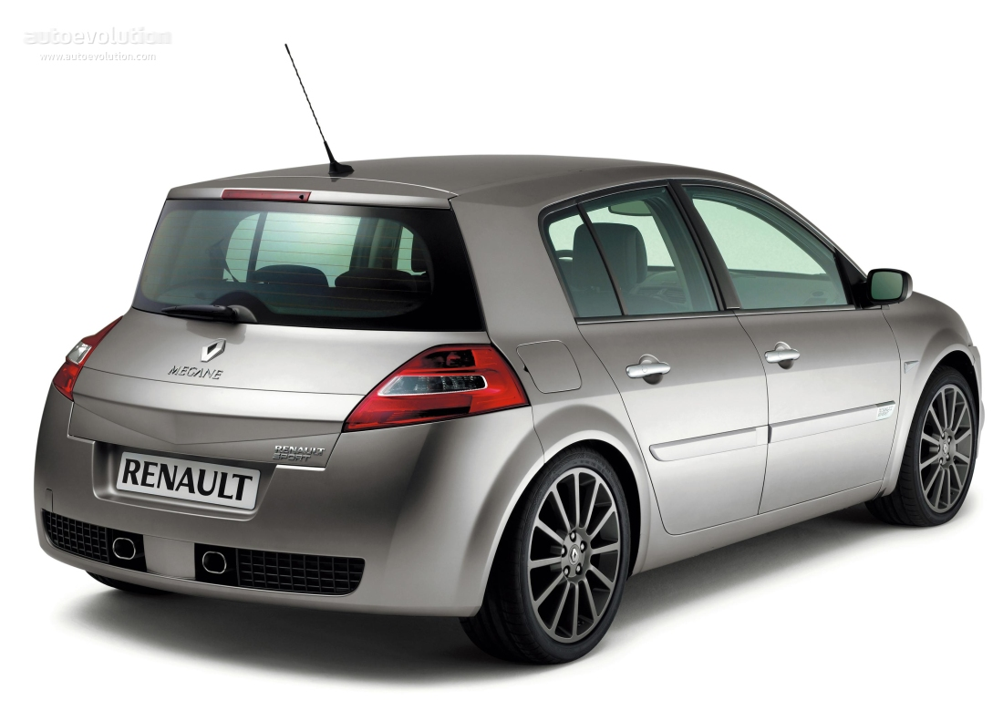 Renault Megane RS II 2004 - 2006 Hatchback 3 door #7