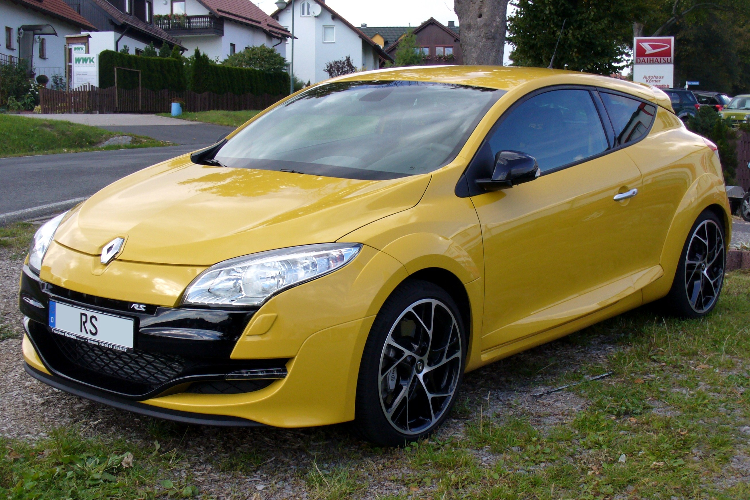 Renault Megane RS III 2009 - 2013 Hatchback 3 door #6