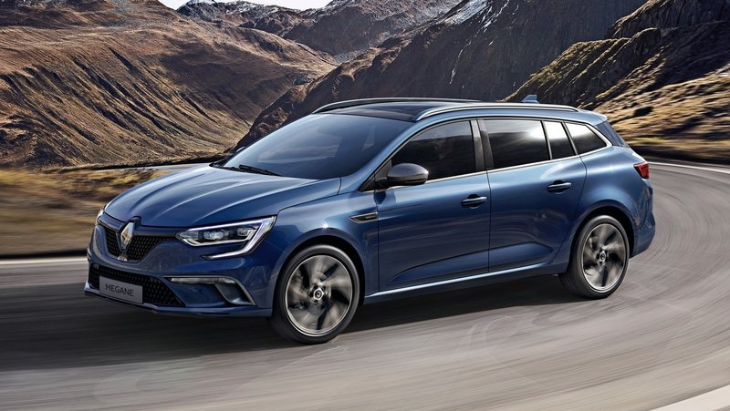 Renault Megane IV 2016 - now Station wagon 5 door #4