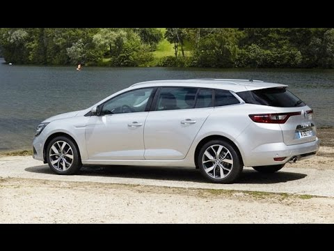 Renault Megane IV 2016 - now Station wagon 5 door #8