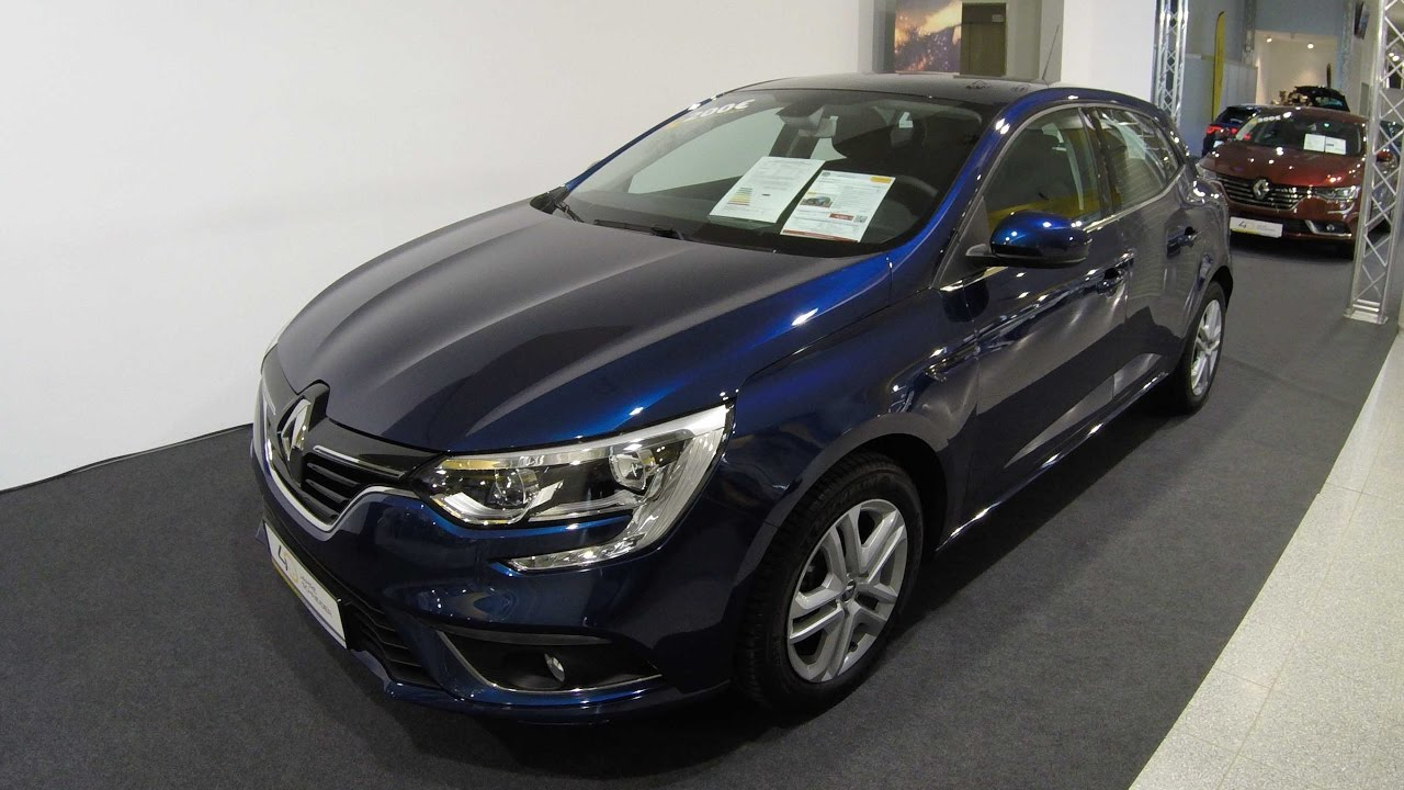 Renault Megane IV 2016 - now Sedan #1