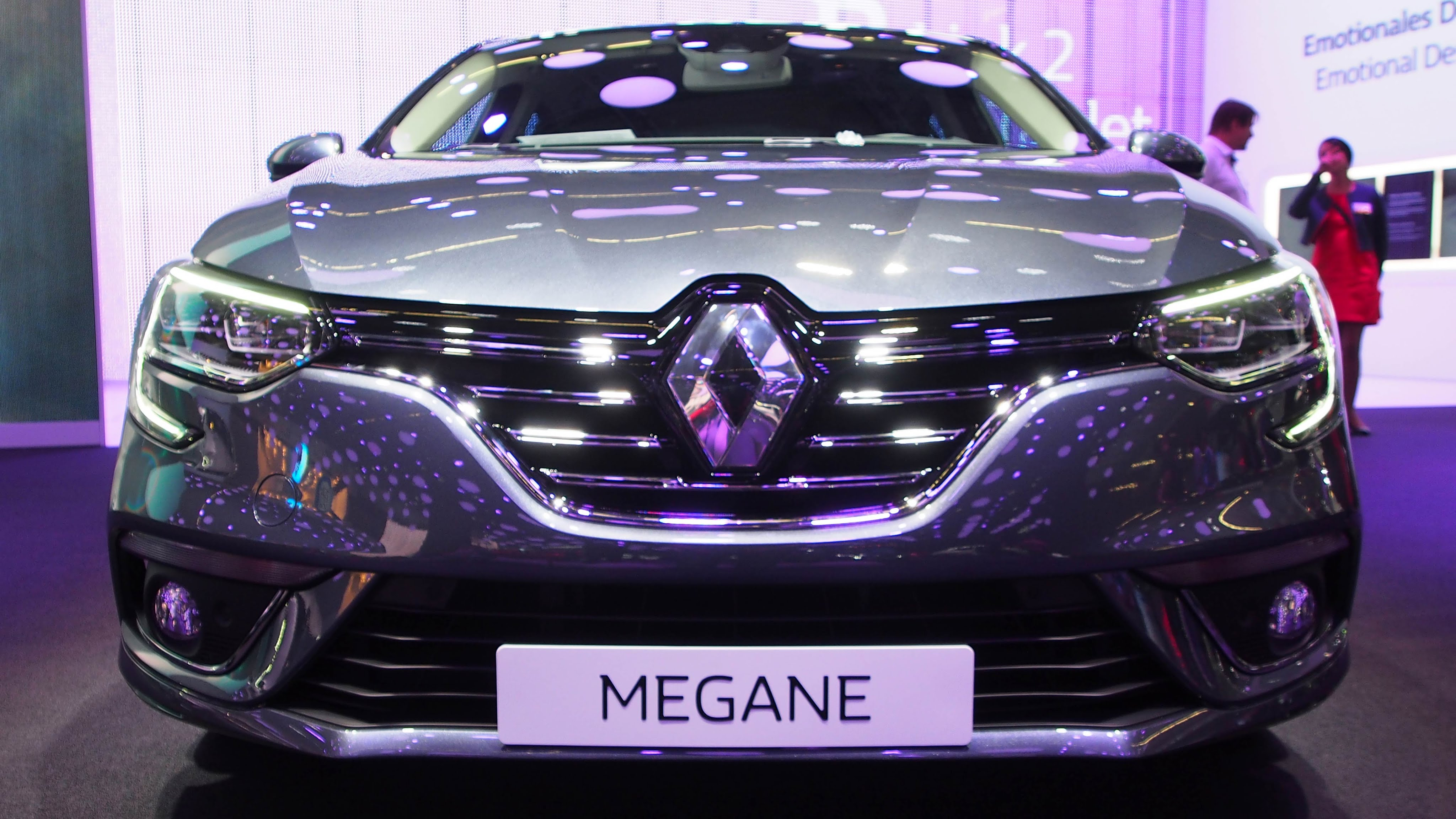 Renault Megane IV 2016 - now Sedan #2