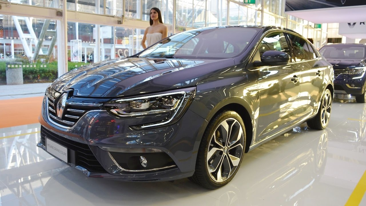 Renault Megane IV 2016 - now Sedan #4