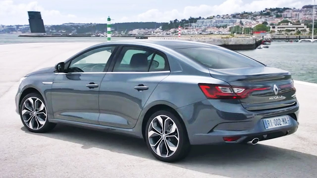 Renault Megane IV 2016 - now Sedan #5