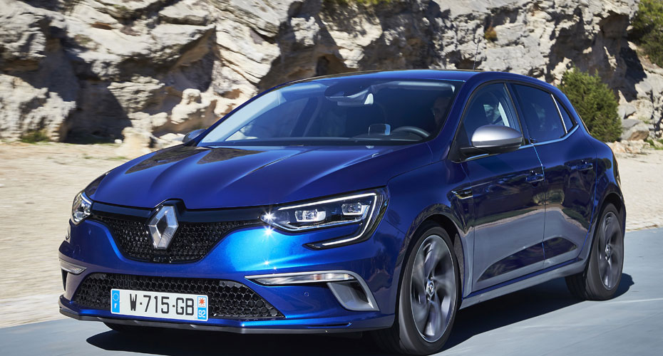 Renault Megane IV 2016 - now Station wagon 5 door #2
