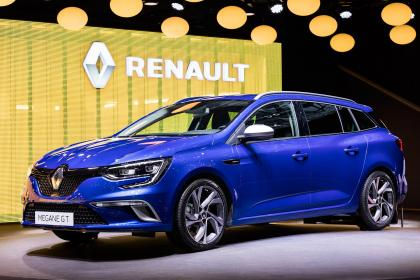 Renault Megane IV 2016 - now Station wagon 5 door #6