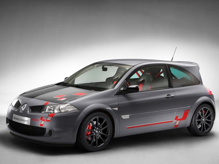 Renault Megane RS II 2004 - 2006 Hatchback 3 door #3