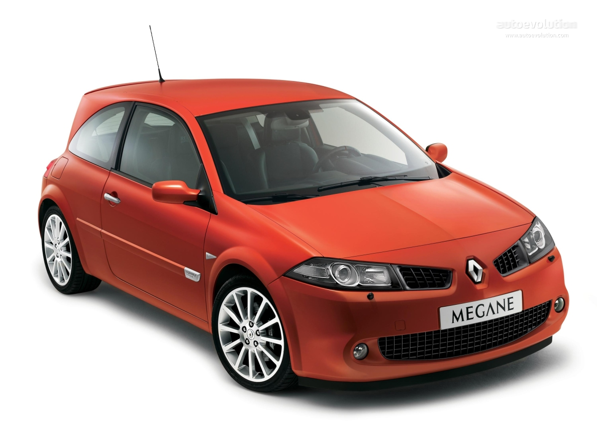 Renault Megane RS II 2004 - 2006 Hatchback 3 door #1