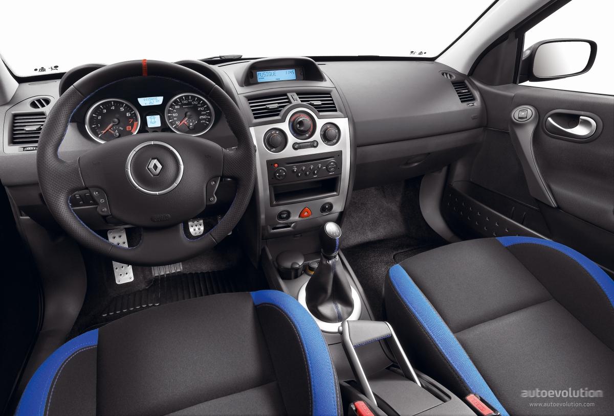 Renault Megane RS II 2004 - 2006 Hatchback 5 door #5