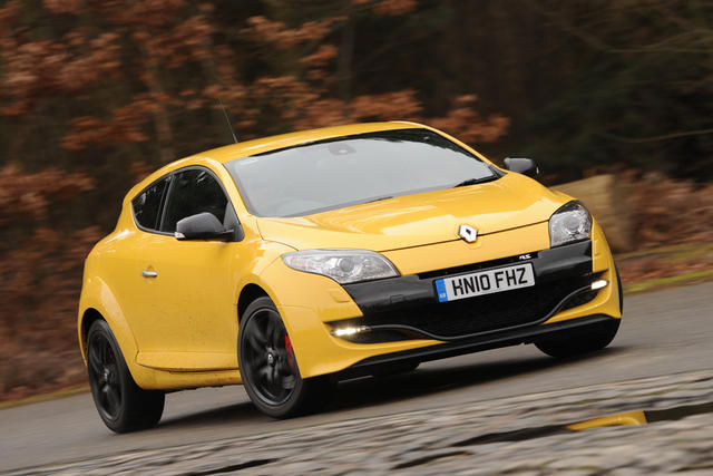 Renault Megane RS III 2009 - 2013 Hatchback 3 door #5