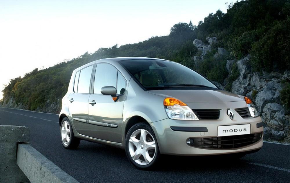 Renault Modus I 2004 - 2007 Compact MPV #3