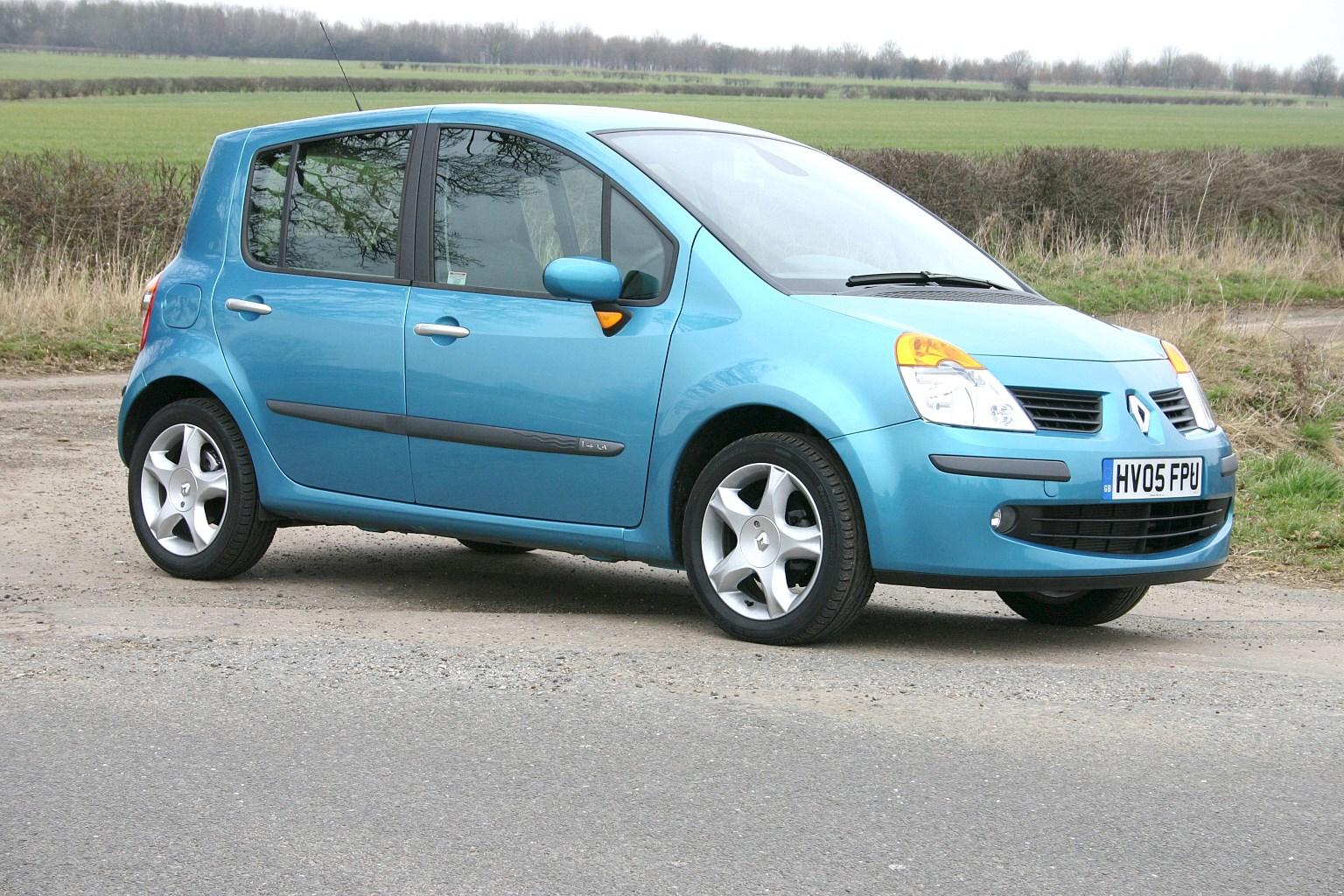 Renault Modus I 2004 - 2007 Compact MPV #1