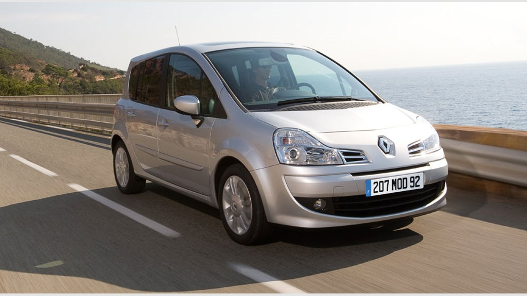 Renault Modus I Restyling 2007 - 2012 Compact MPV #3