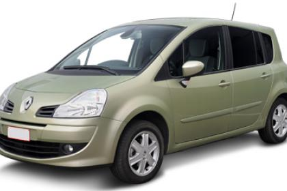 Renault Modus I Restyling 2007 - 2012 Compact MPV #7
