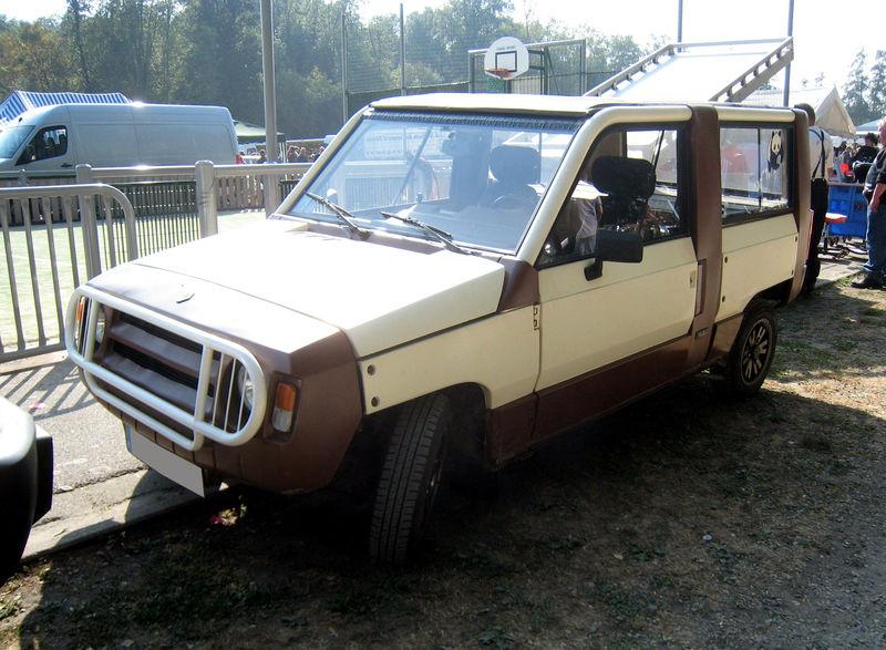 Renault Rodeo II 1981 - 1987 SUV #5