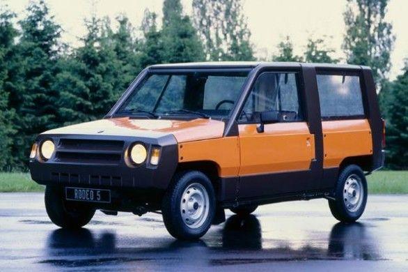 Renault Rodeo II 1981 - 1987 SUV #2