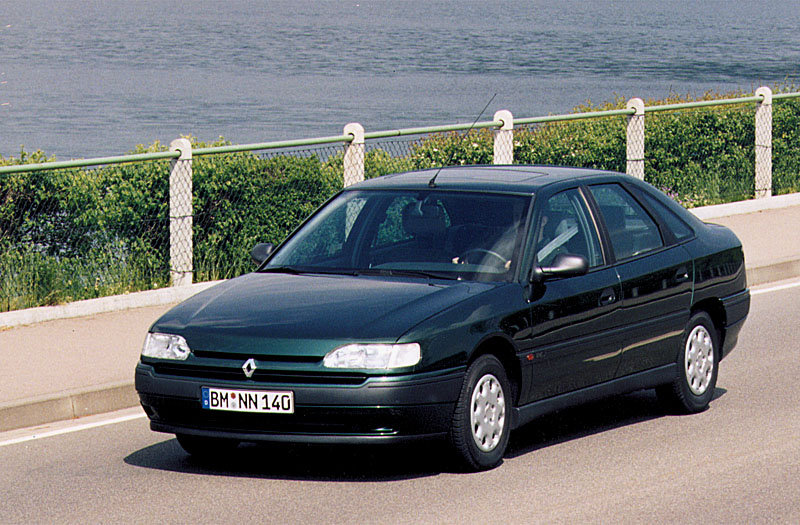 Renault Safrane I 1992 - 1996 Hatchback 5 door #8