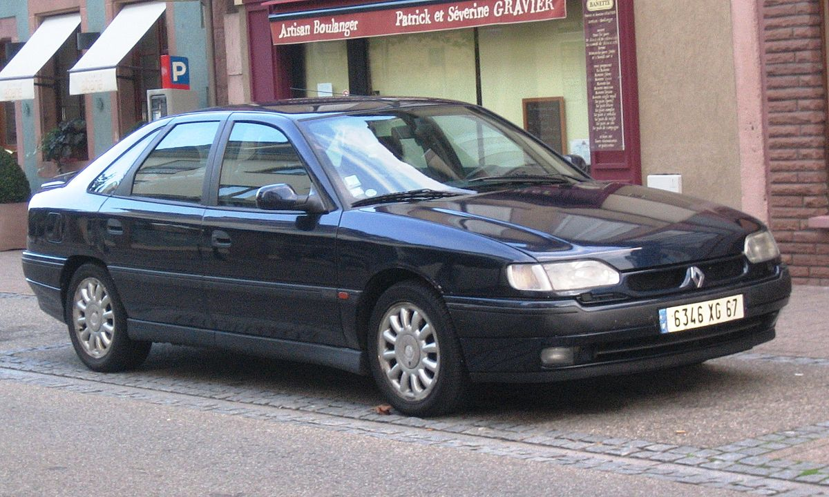 Renault Safrane I 1992 - 1996 Hatchback 5 door #6