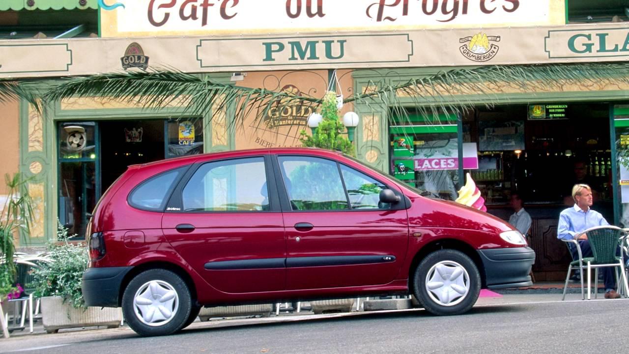 Renault Scenic I 1996 - 1999 Compact MPV #4