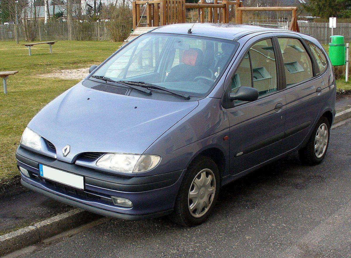 Renault Scenic I 1996 - 1999 Compact MPV #6