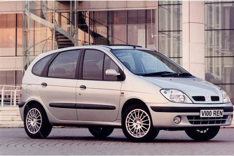 Renault Scenic I 1996 - 1999 Compact MPV #7