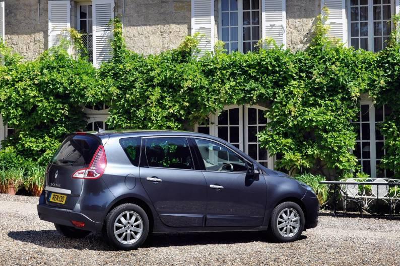 Renault Scenic III 2009 - 2012 Compact MPV #1
