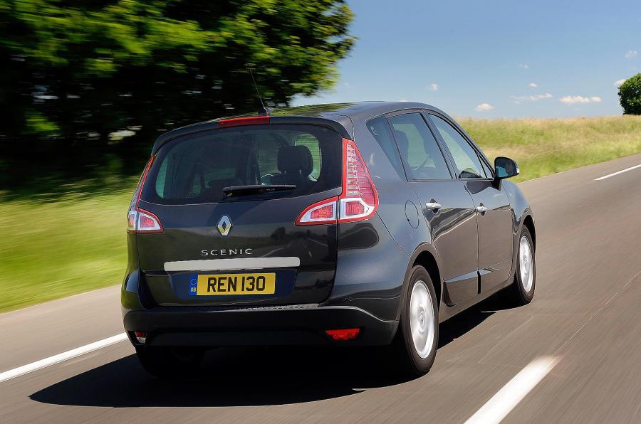 Renault Scenic III 2009 - 2012 Compact MPV #4
