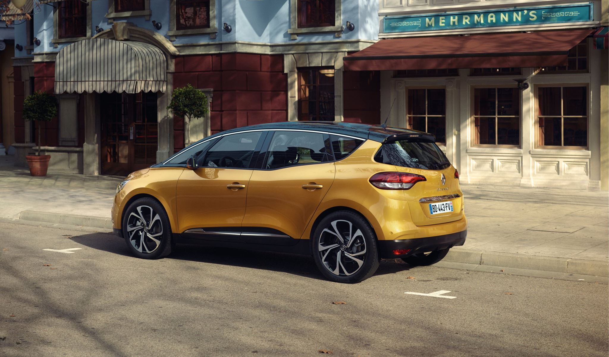 Renault Scenic IV 2016 - now Compact MPV #3