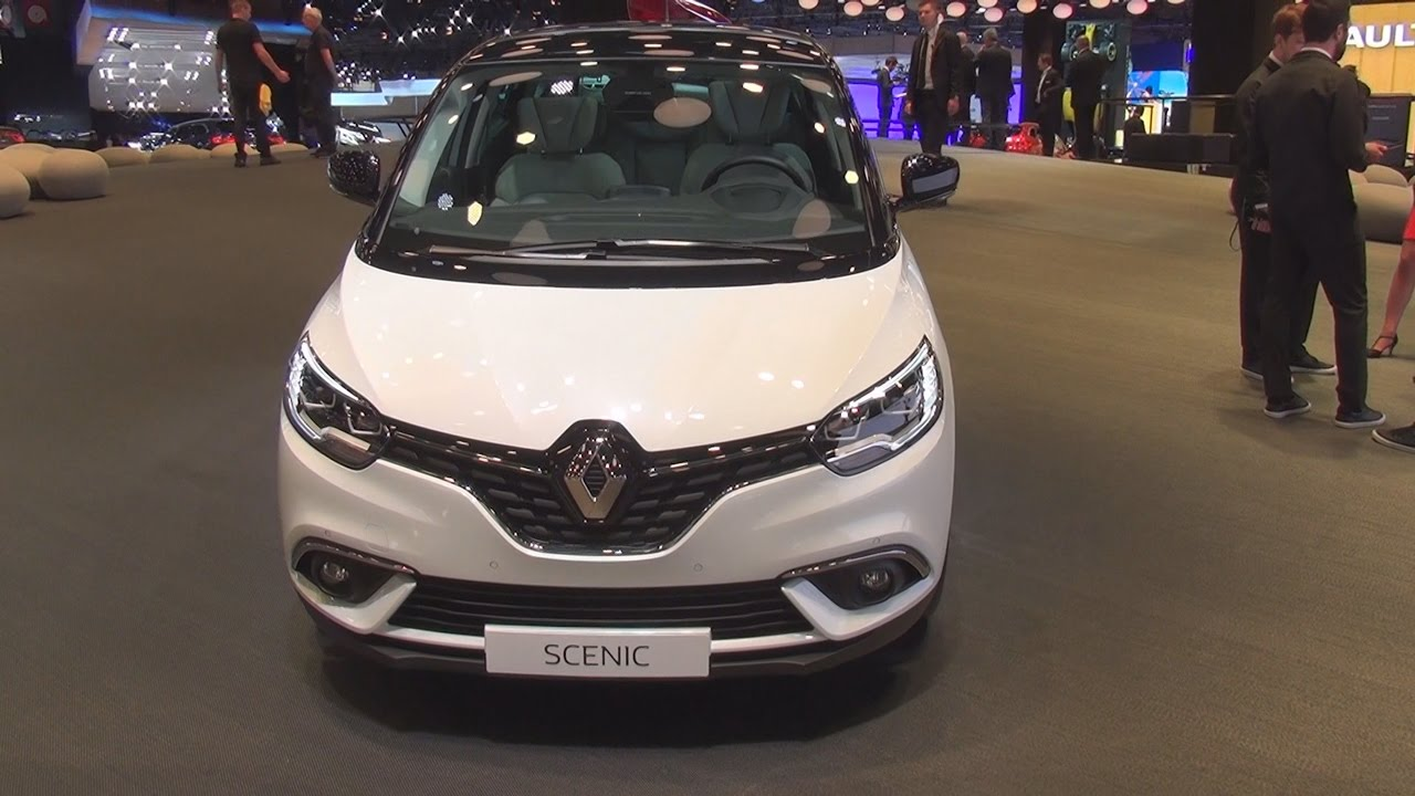 Renault Scenic IV 2016 - now Compact MPV #4