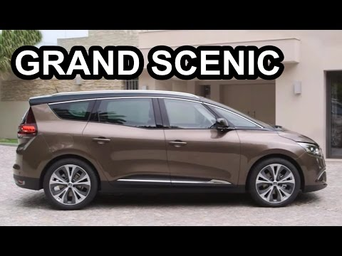 Renault Scenic IV 2016 - now Compact MPV #8