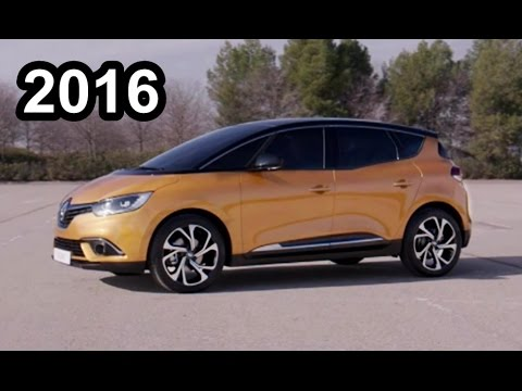 Renault Scenic IV 2016 - now Compact MPV #7