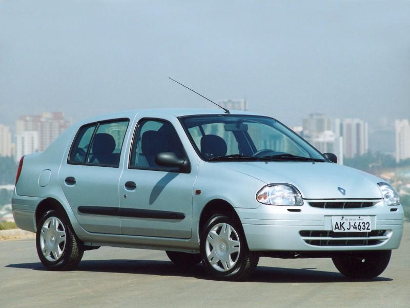 Renault Symbol I 1999 - 2002 Sedan #4