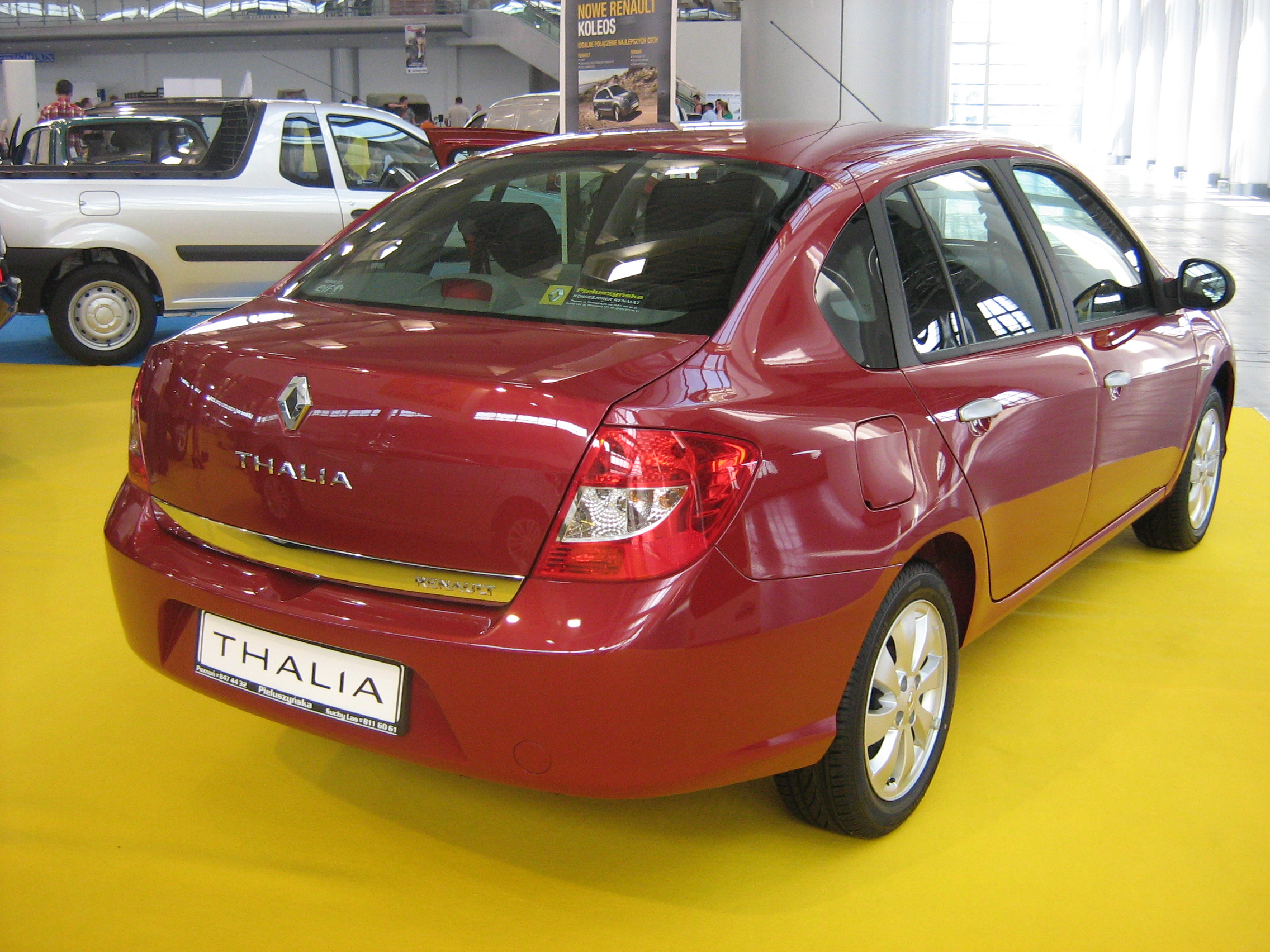 Renault Symbol I 1999 - 2002 Sedan #3
