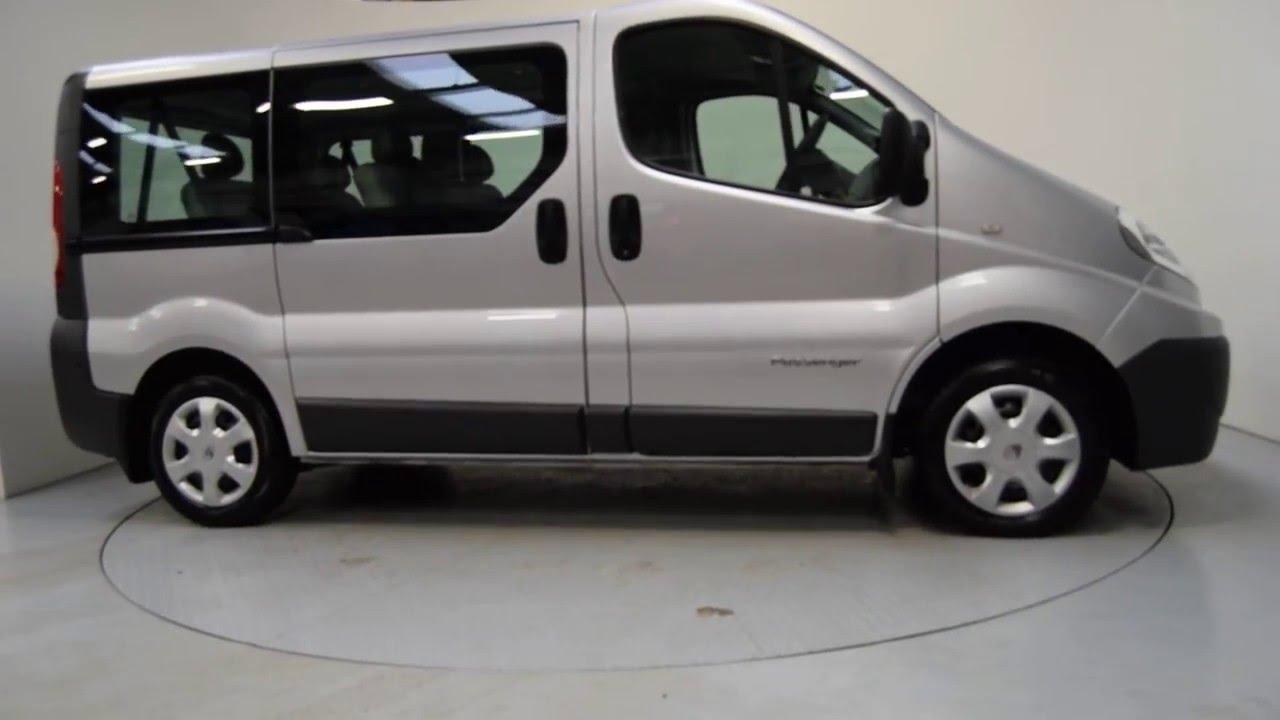 Renault Trafic III 2014 - now Minivan #1